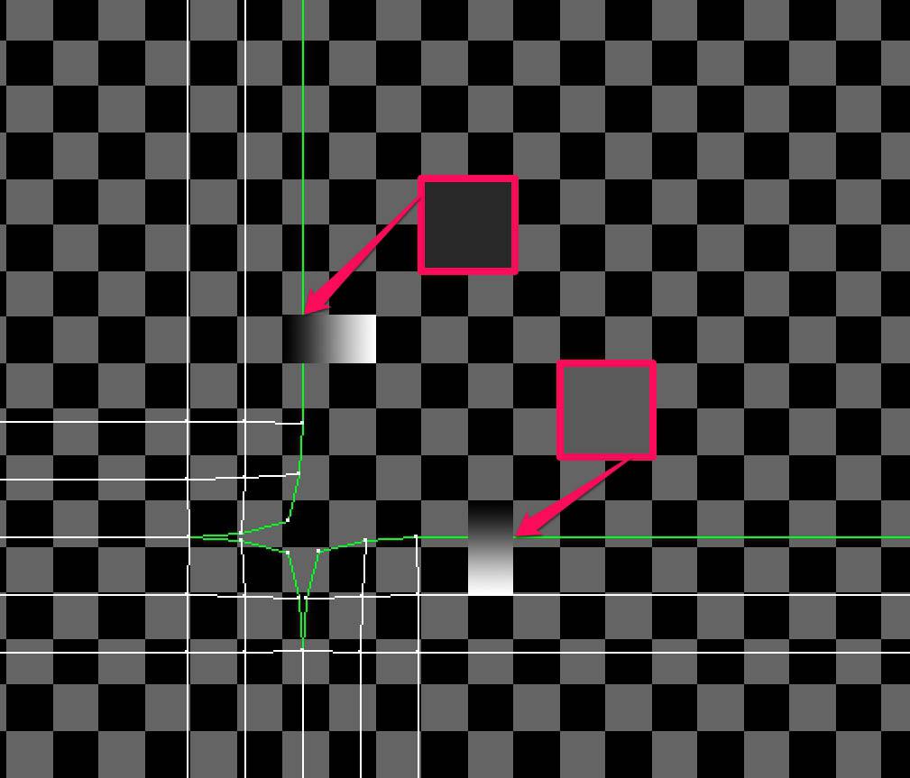 example | Какой должна быть хорошая light map uv развертка?