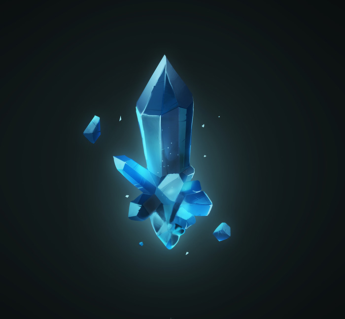 кристал | ▲ 2D Concept artist (Концепты, 2D анимации, Пропы, UI)