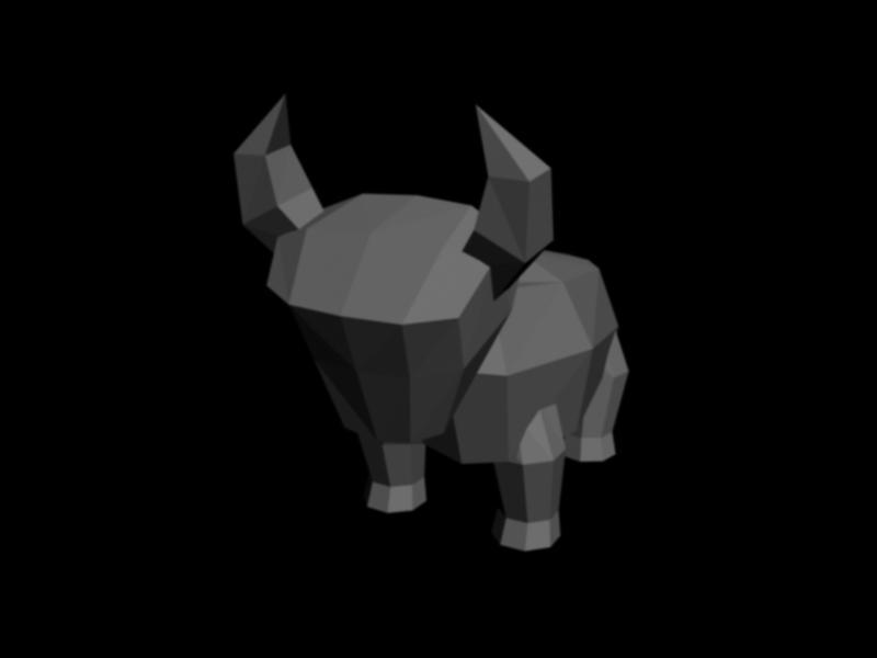 bull | Зацените Гнома.