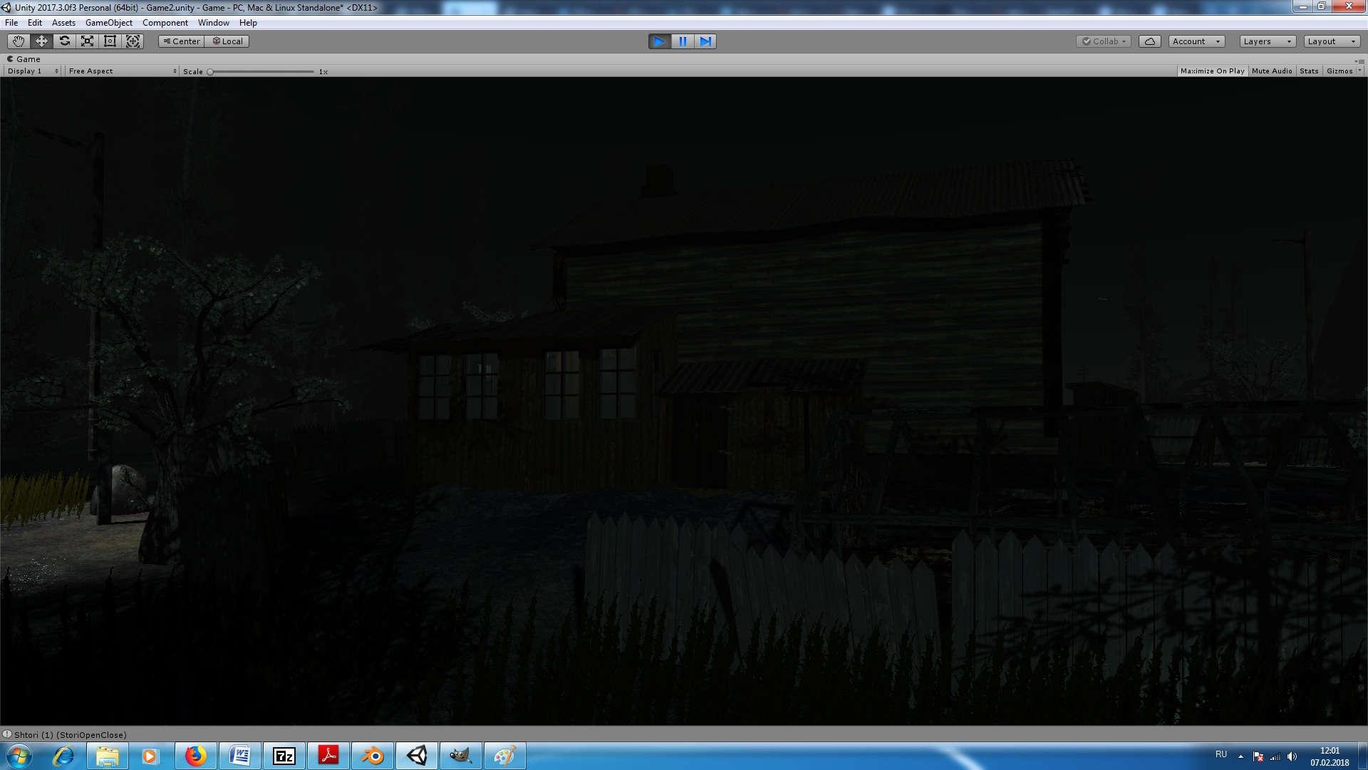 5 | Village Without Sunshine