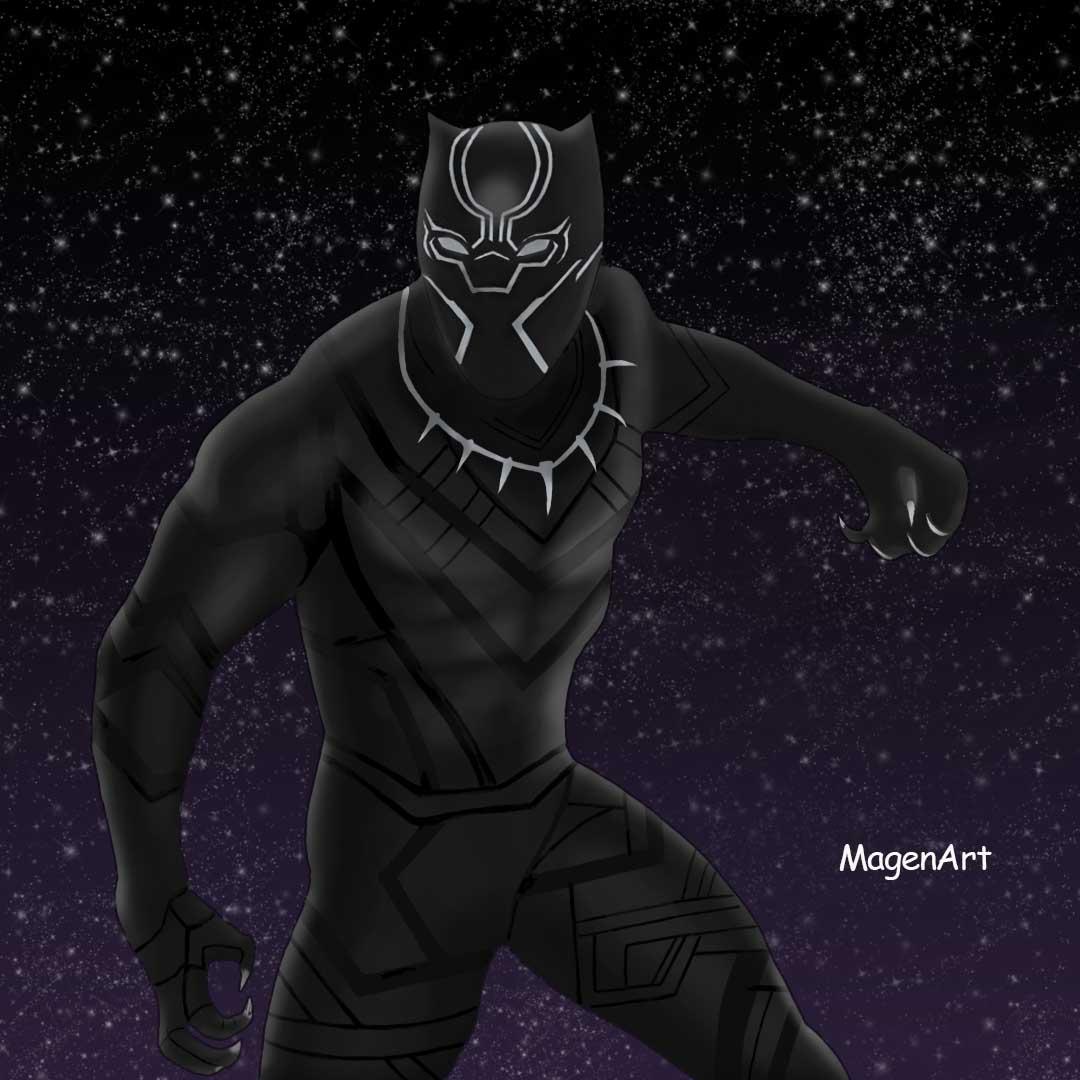 пантера | MagenArt