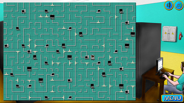 NetworkThePuzzle | [FREE][GAME][Android] Network: The Puzzle