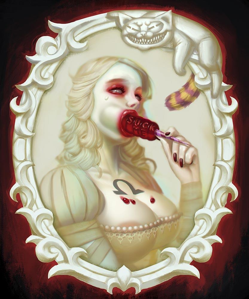 Alice   2D Artist / Lead Artist