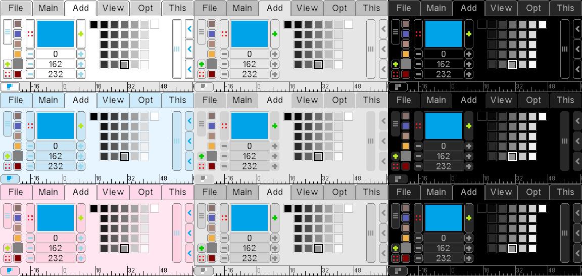 Screen_3 | ILP графический редактор для PixelArt-а
