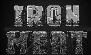 "BBBB | [Iron meat] Платформер в стиле ""Contra"" - Обновление 27 07 2018"