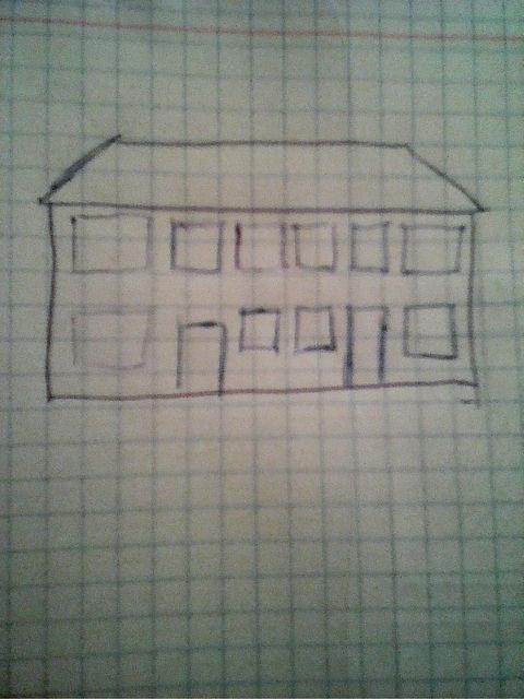 primer1 | Моделирование дома, uv. Спасите