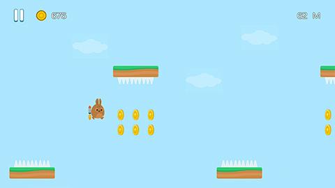 Реактивный ранец | Go Jump (2D игра, платформер)