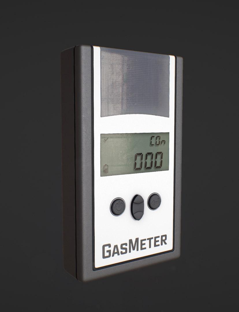 gasmeter | 3D Artist Tony