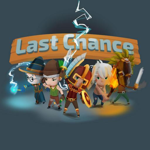 1 | Last chance ищет геймдизайнера