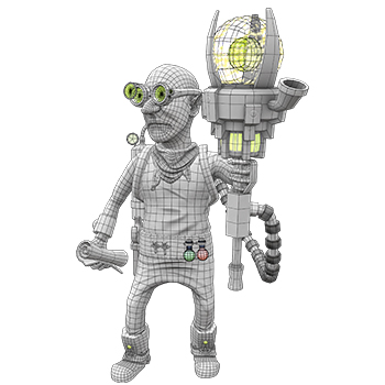 Goblin_4   3D моделлер (осн/подработка)