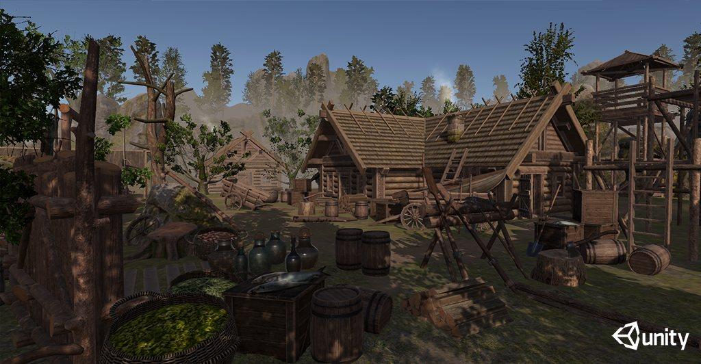 imr-0 | 3d Environment Artist - 3d окружение для игр