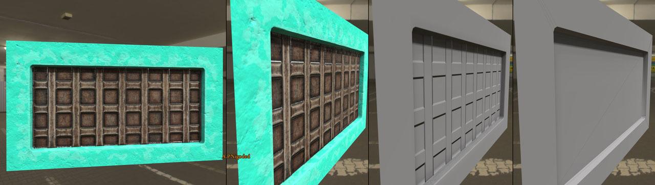 7 | 3d Environment, Props Artist. H\M\L poly. Classic, Tile, PBR. UV. Realistic\Casual, Render 2D.