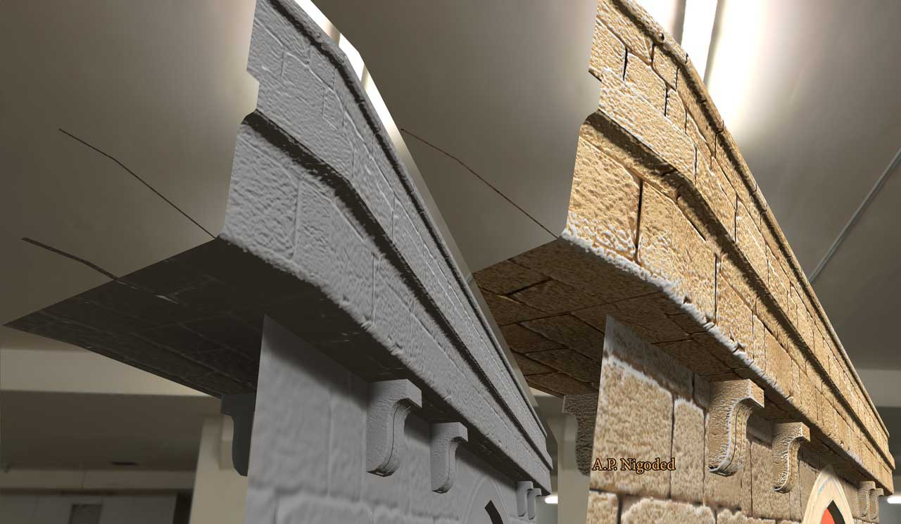 8 | 3d Environment, Props Artist. H\M\L poly. Classic, Tile, PBR. UV. Realistic\Casual, Render 2D.