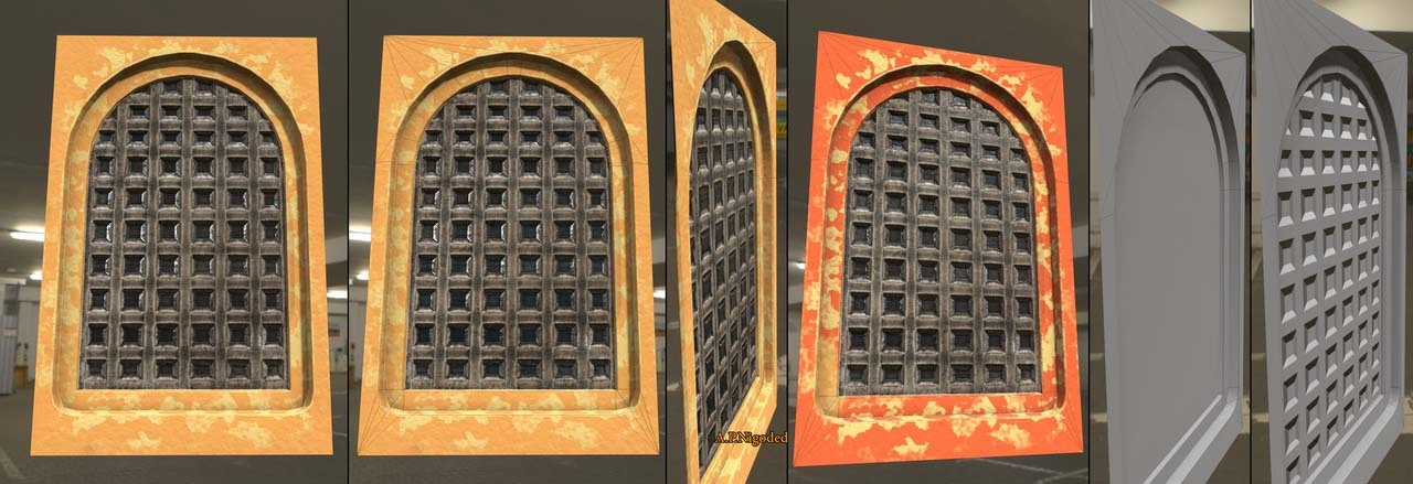 9 | 3d Environment, Props Artist. H\M\L poly. Classic, Tile, PBR. UV. Realistic\Casual, Render 2D.