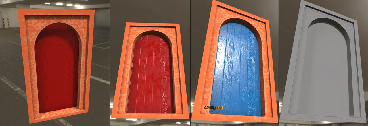 11 | 3d Environment, Props Artist. H\M\L poly. Classic, Tile, PBR. UV. Realistic\Casual, Render 2D.
