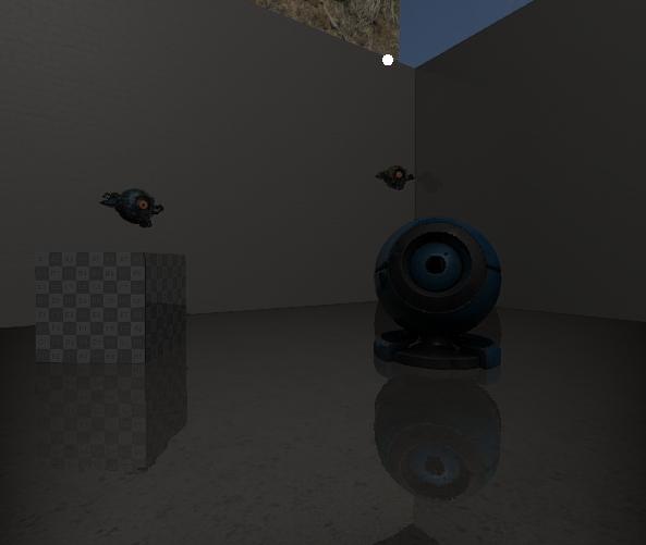 ssr bug 2 | SSR (Screen Space Reflections) - проблемы, артефакты