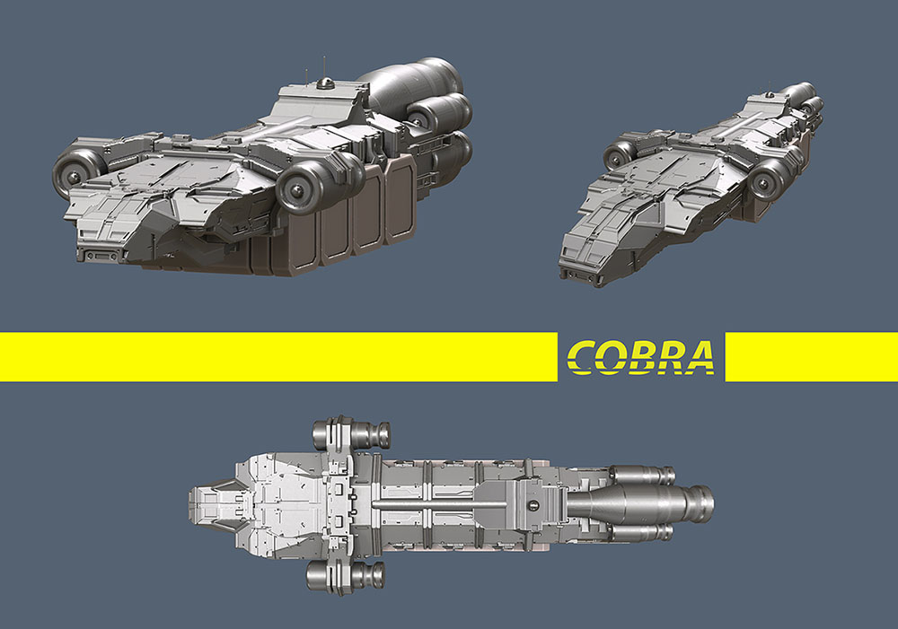 Cobra | 2d художник (environment, props, illustration)