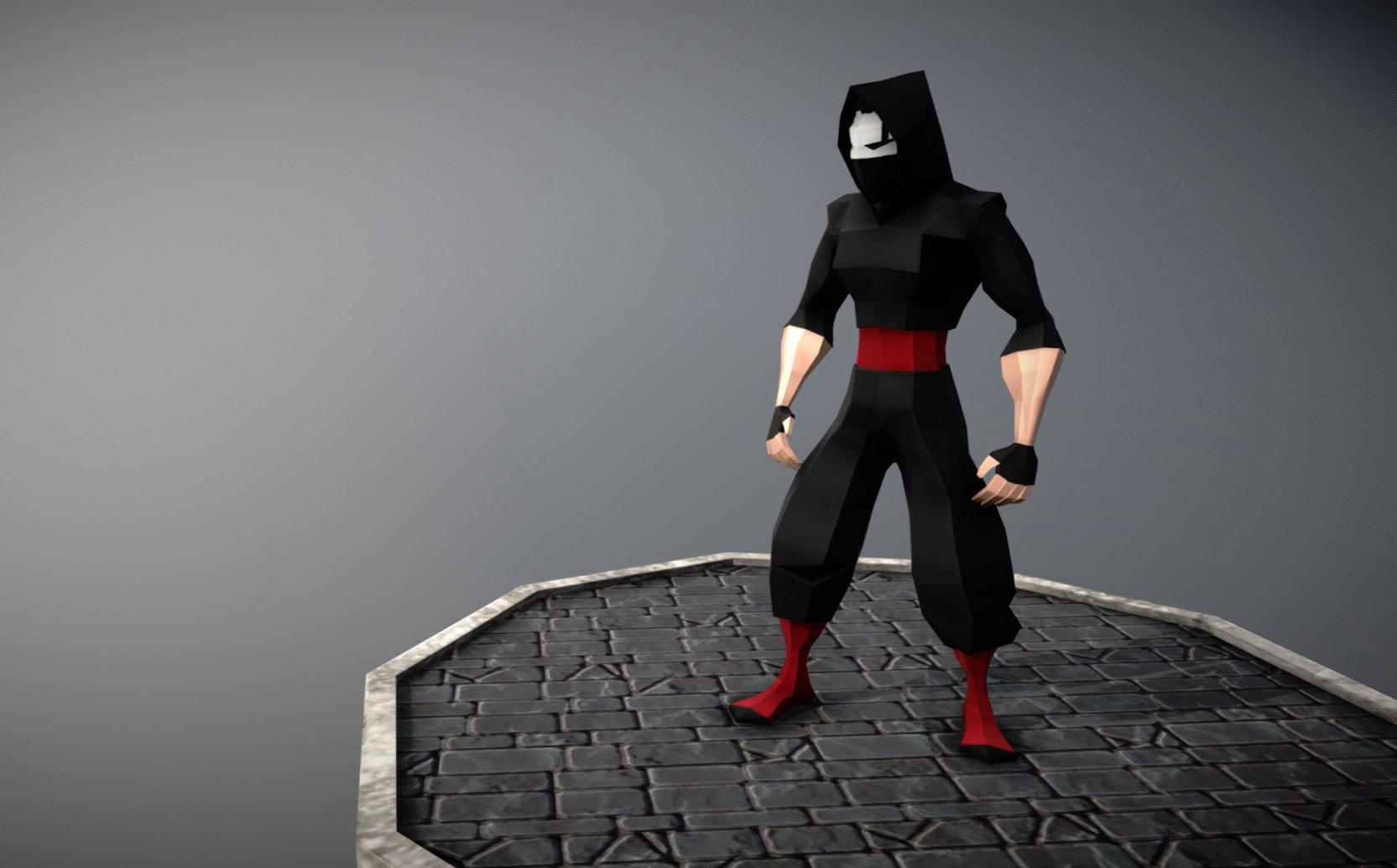 Ninja | 3D Artist