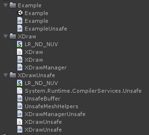 xdraw | [Unity3D] Делаем нормальный инструментарий для линий без трололо и бесплатно.