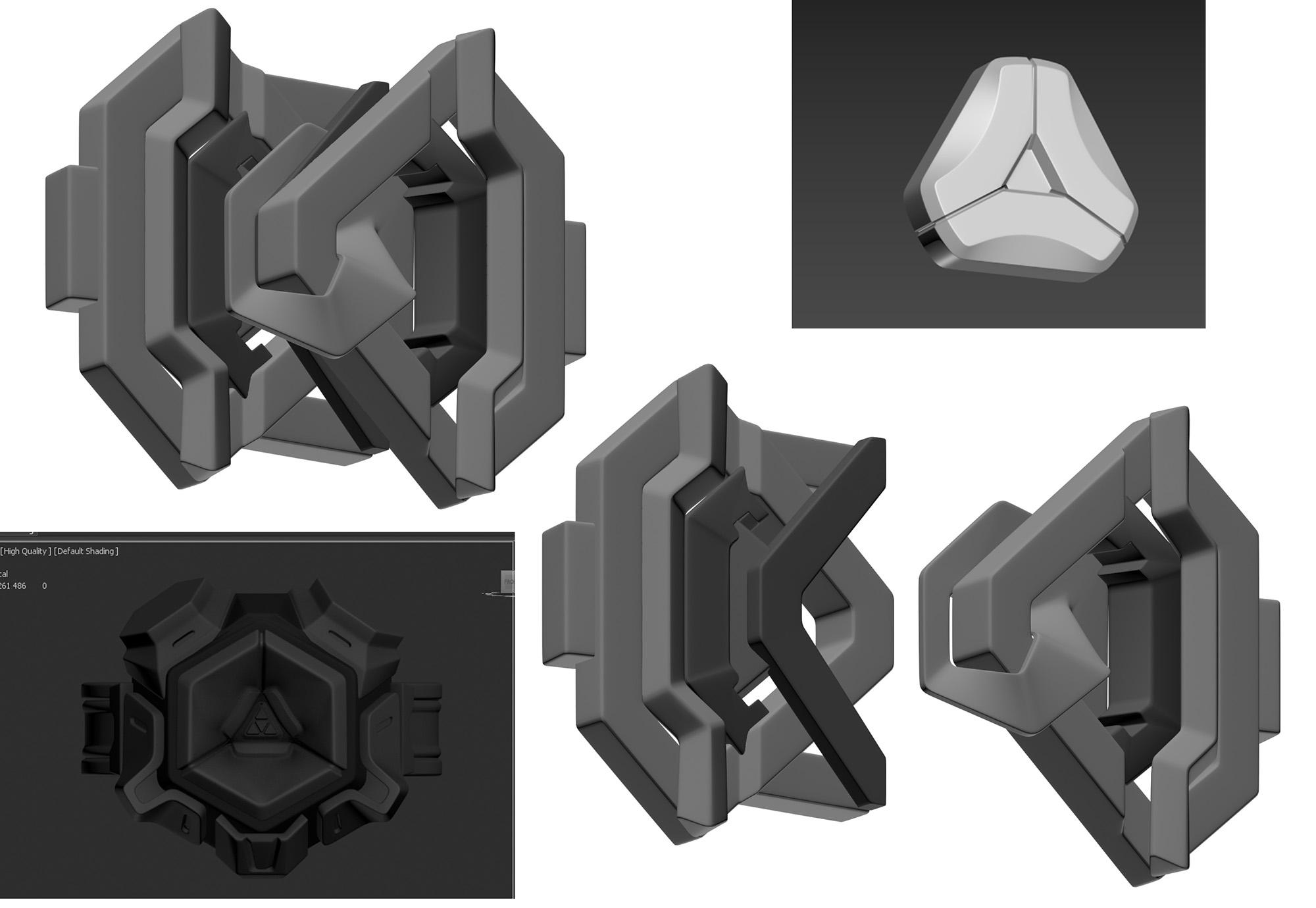 Leprechau_detail | 3D artist