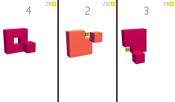 СкринОбложка | [GAME] Cube Hole - оцените инди игру
