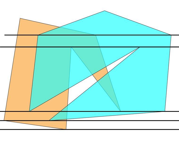 Снимок2 | Быстрый алгоритм нахождения дырок между полигонами