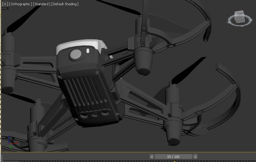 quadcopter_01 | 3D artist