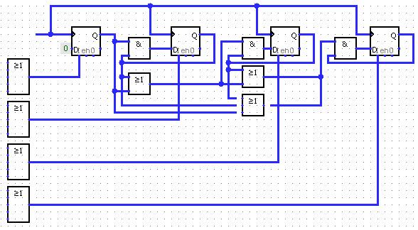 Регистр циклов - компактнее | x80: Тёплый ламповый