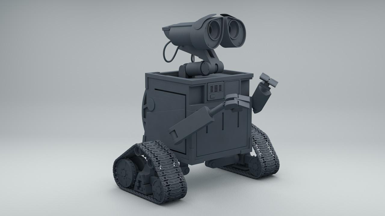 1 | Houdini technical artist / 3D modeller