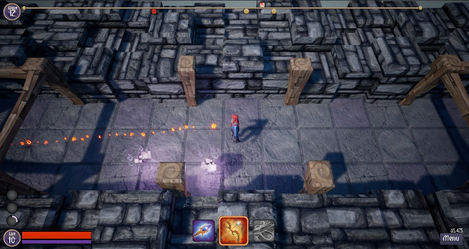 TotemScrin1 | [Конкурс: Храм Хаоса] Totem of spirits (Тотем духов)