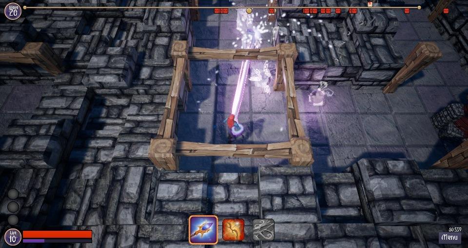 TotemScrin2 | [Конкурс: Храм Хаоса] Totem of spirits (Тотем духов)
