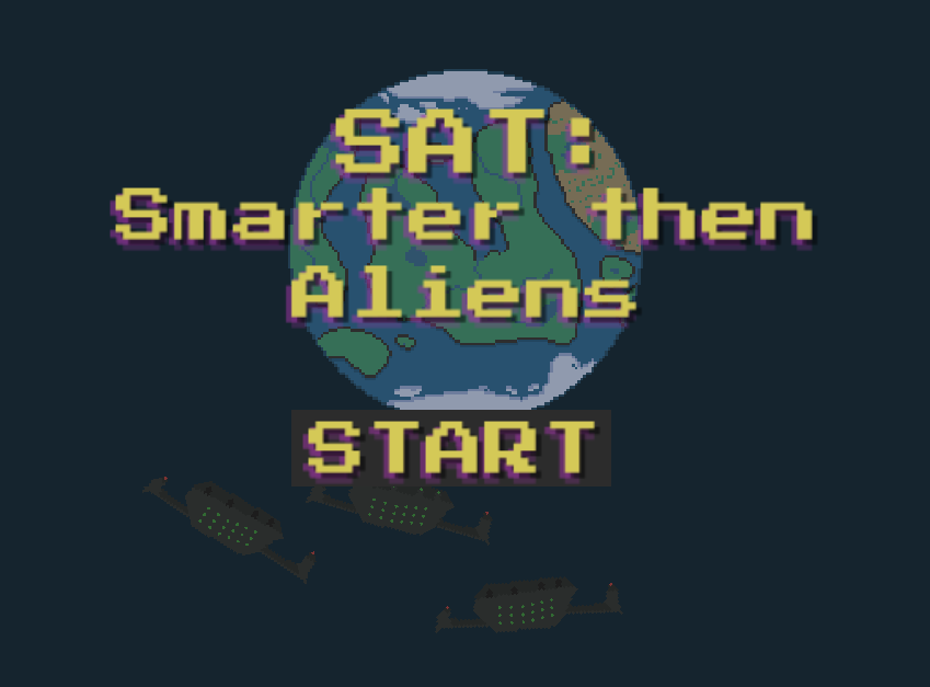 sat | Игры, сделанные в рамках ГеймДжемов