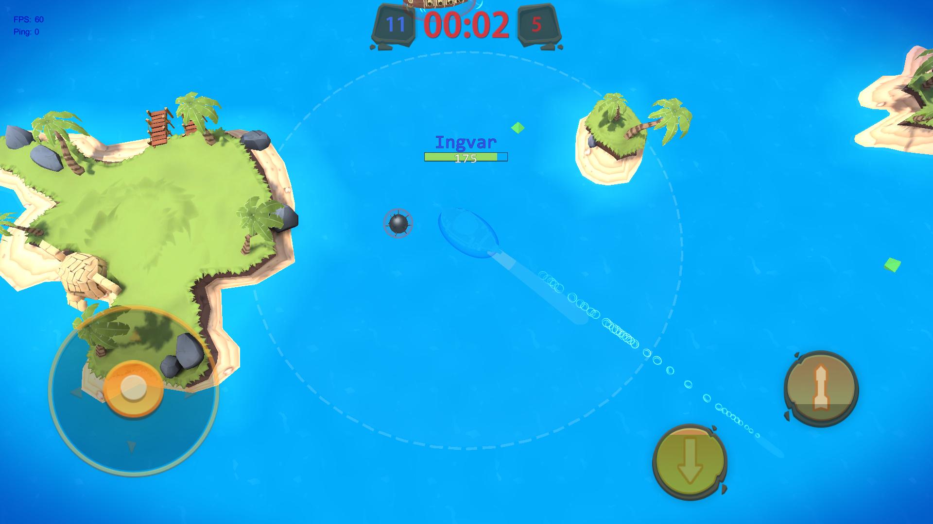 PieRatsOnline v0.7_Img3 | PieRats Online - динамичные онлайн бои в мультяшном сеттинге крыс-пиратов
