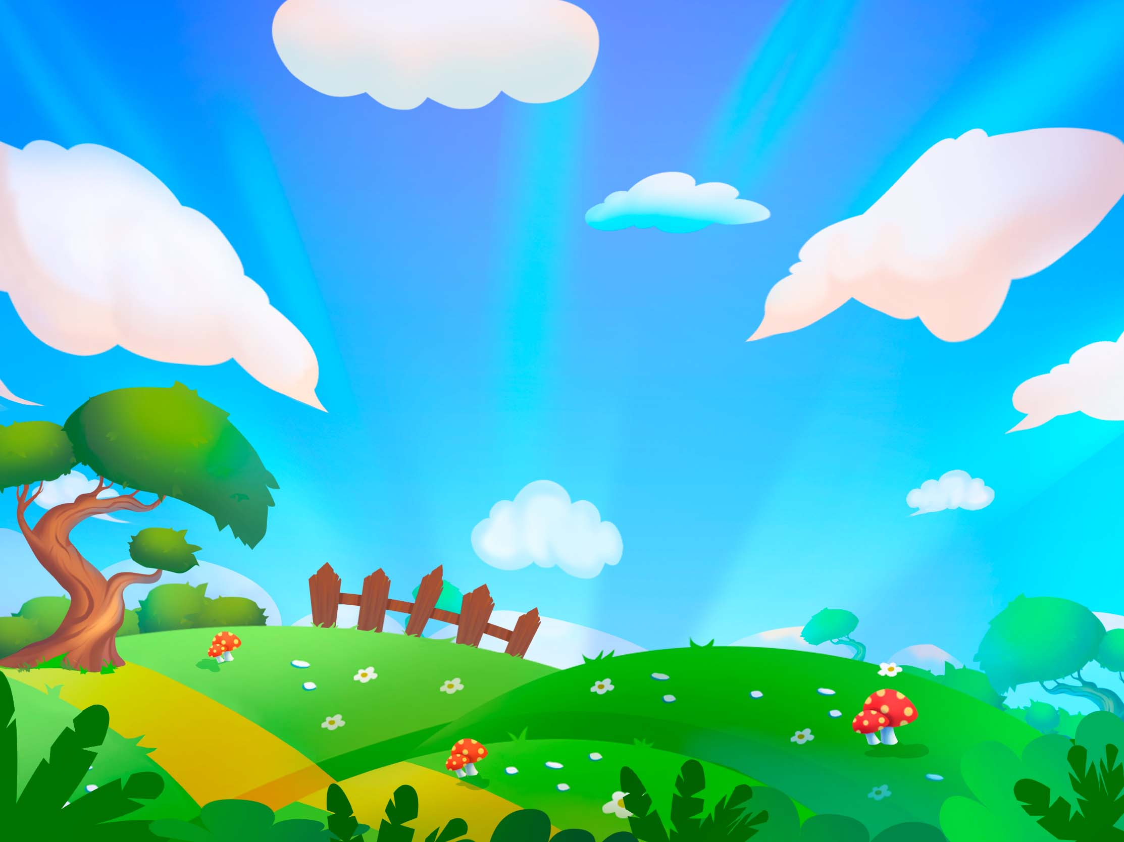 Background | 2D artist