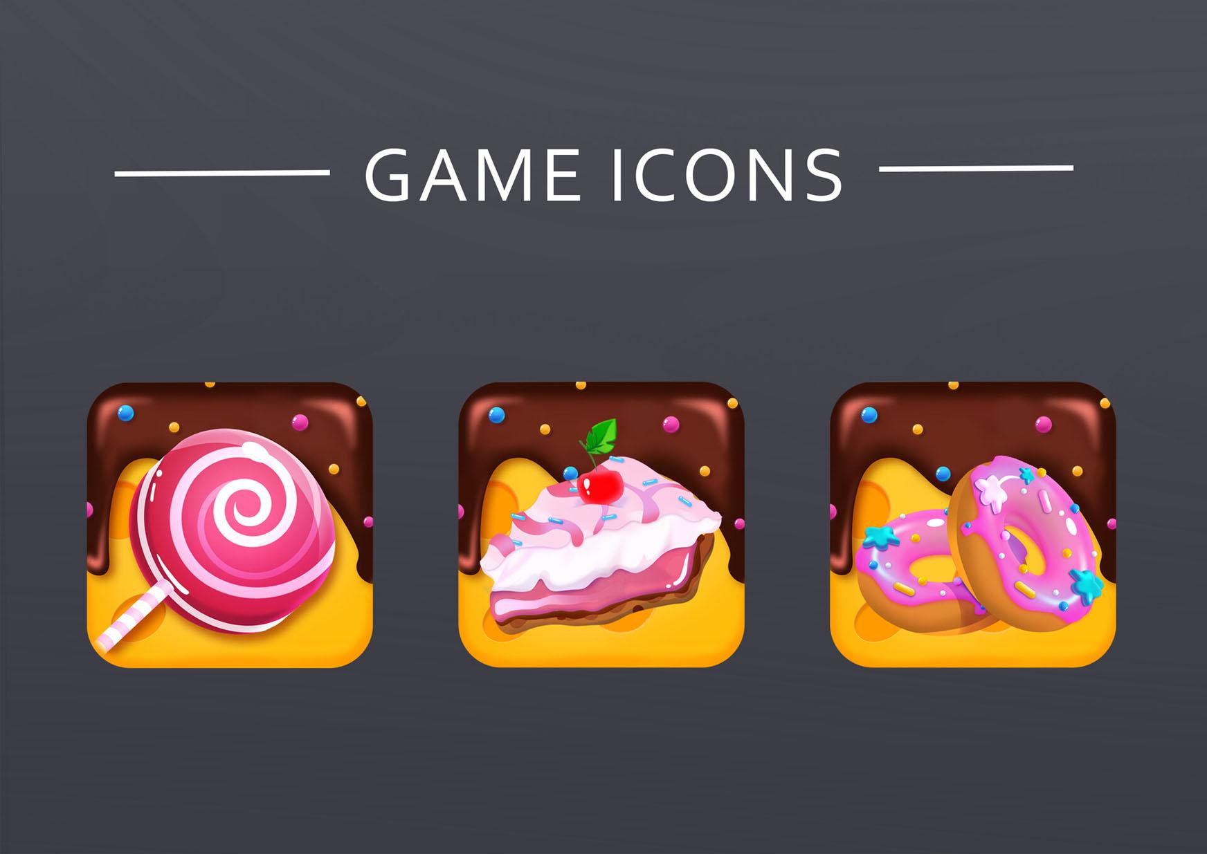 Icons | 2D artist