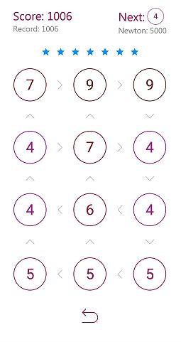 532   [Android 5.0 +][Puzzle] Newton's Challenge