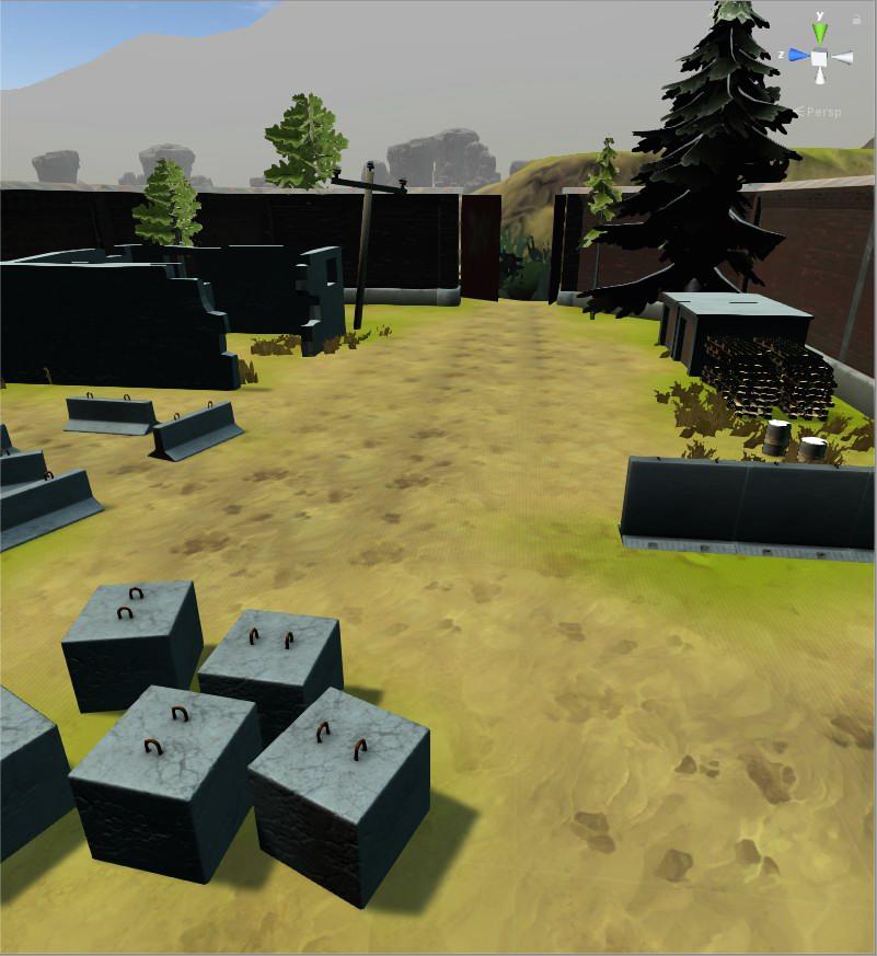 Screenshot_36 | В 3D-шутер требуются 3d-художники, аниматоры и концептеры.