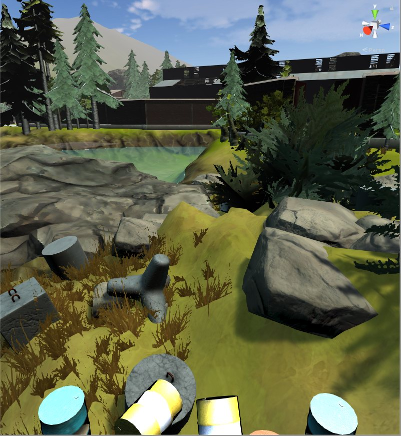 Screenshot_37 | В 3D-шутер требуются 3d-художники, аниматоры и концептеры.