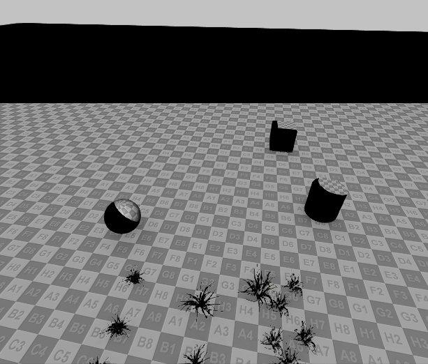 SS Bug 1 | Screen Space shadows, BGFX (DirectX, HLSL)