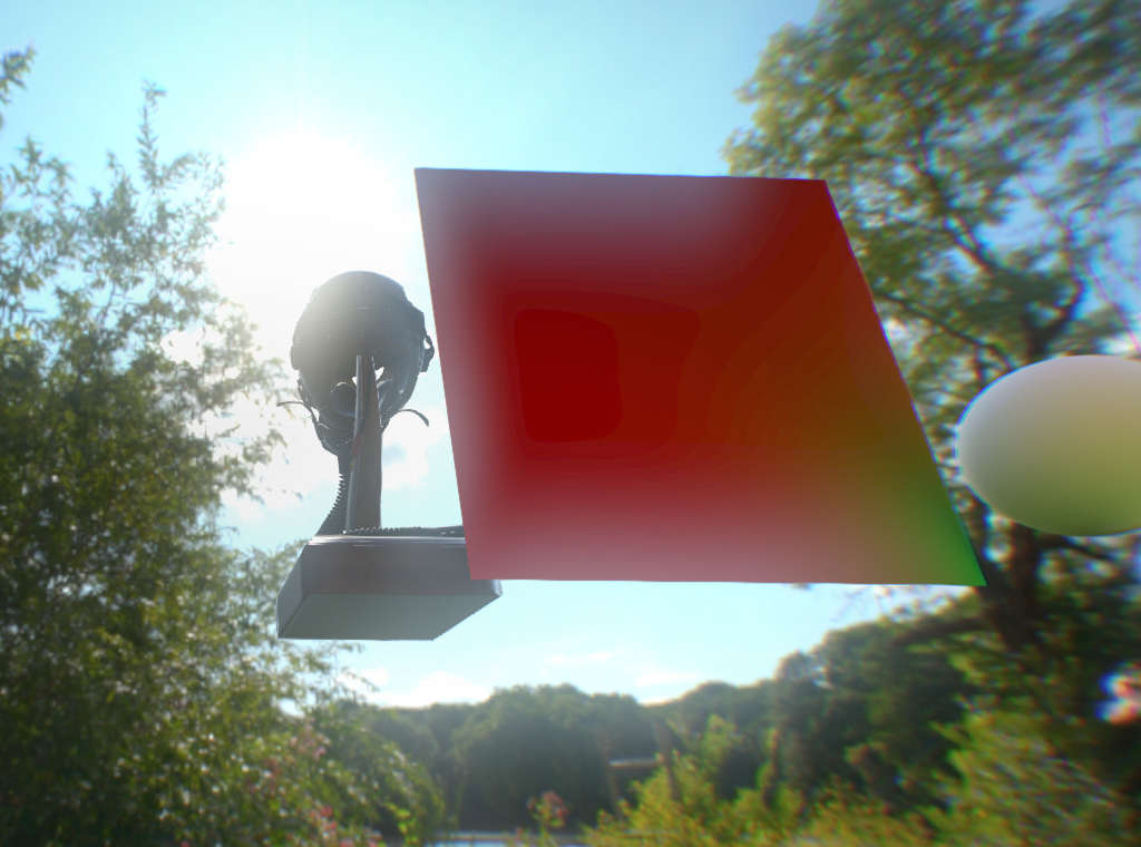 Color banding artifact #2 | RGBA32F/RGBA1F/R11F_G11F_B10F Color banding artifacts [WebGL]