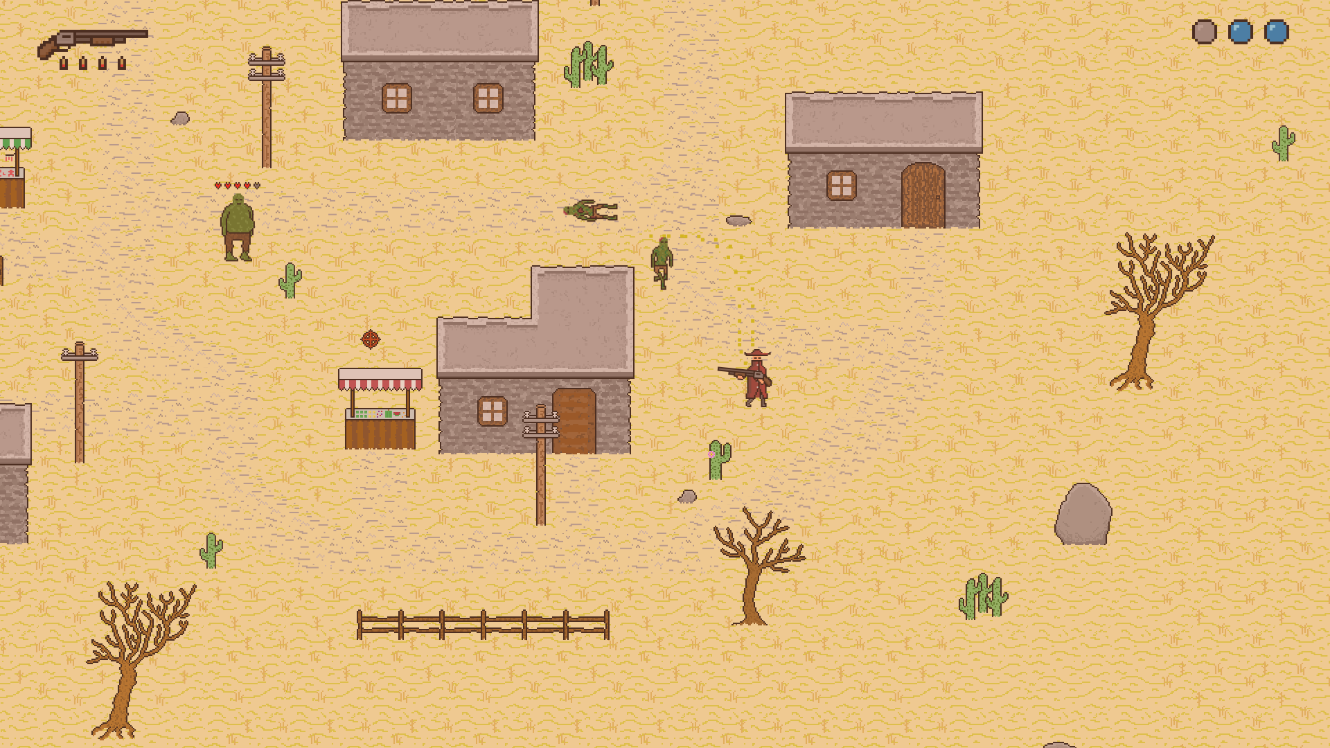 скриншот3 | Desert of the Dead
