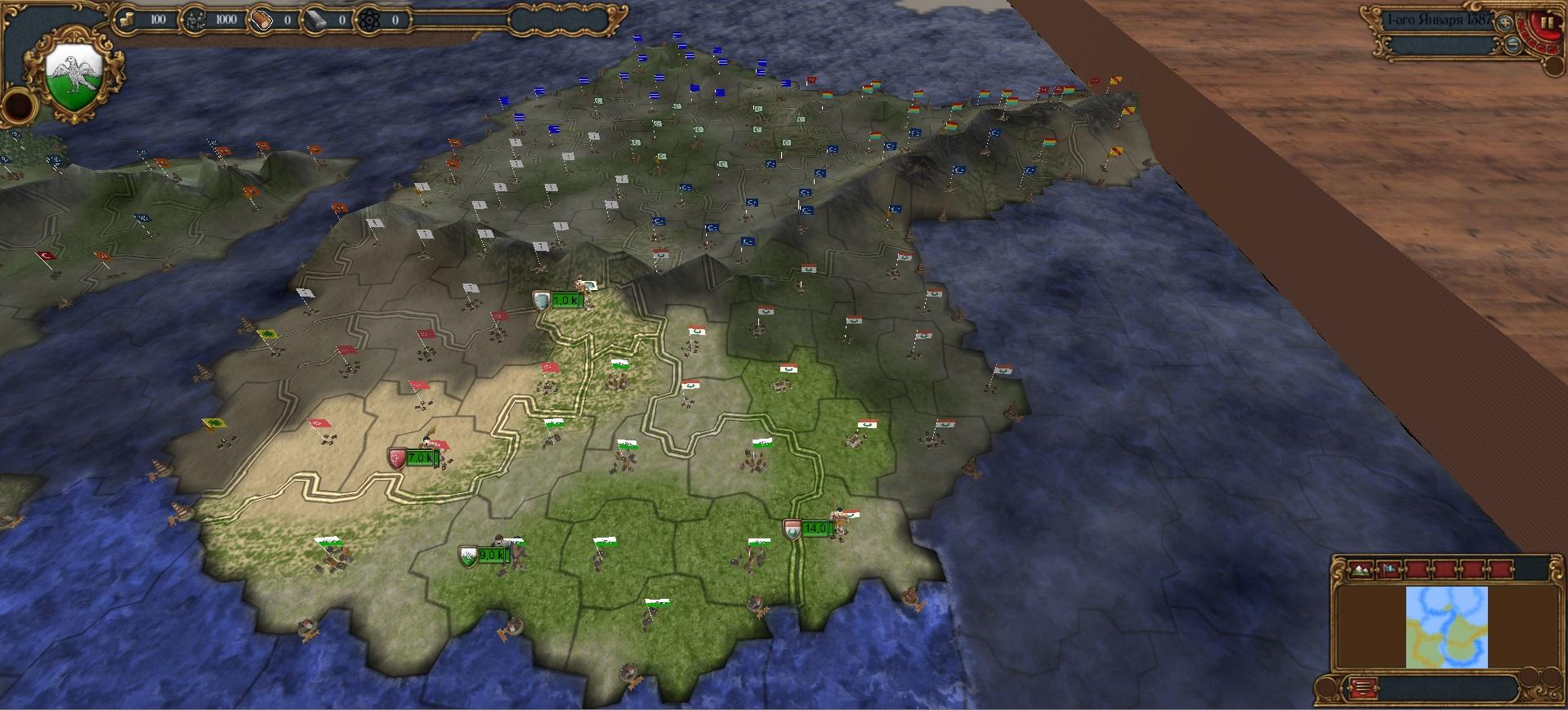 images | RTS стратегия на основе генерируемого мира.