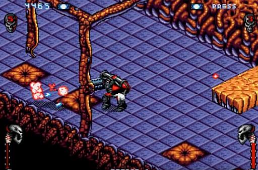 sfinkters   I, Dracula: Genesis, пиксельный рогалошутер - Страничка в стиме теперь и у нас!