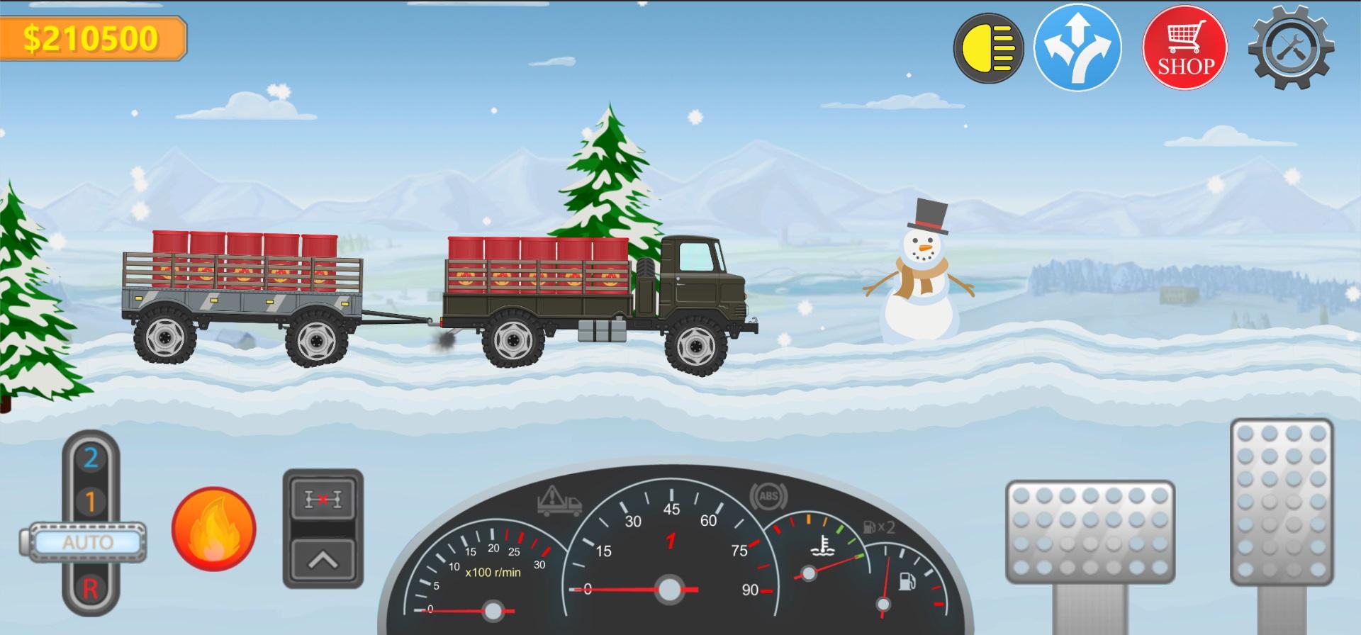 4 | Trucker Real Wheels - игра про грузоперевозки