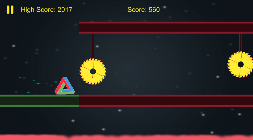 Prism Runner