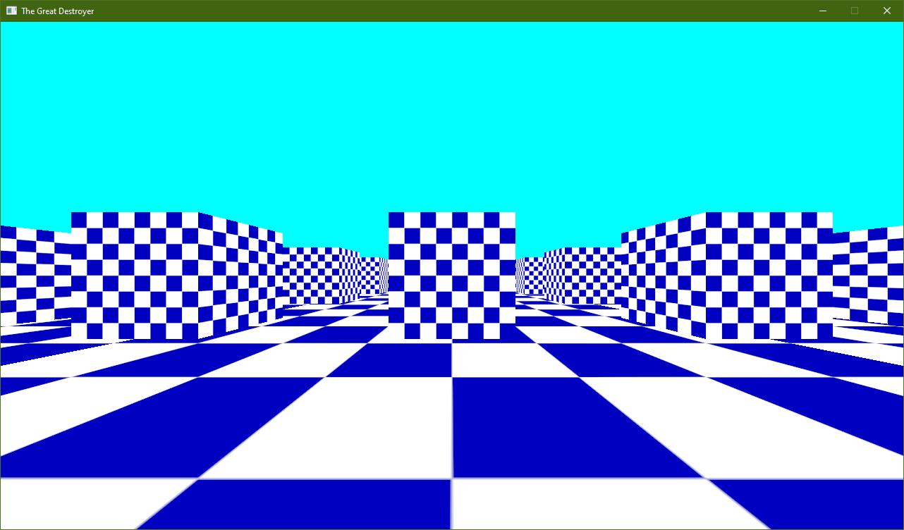 Скриншот | Проверка работоспособности Direct3D 11.1 на Windows 7 SP1 x64