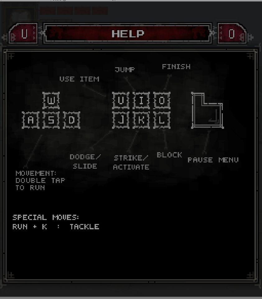 77   MannaRites [beat'em'up][Unity][Steam]