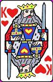 король червей   Вопросы про атласные карты.