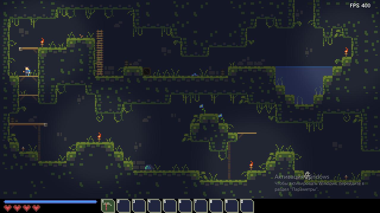 баг | Dangerous Caves