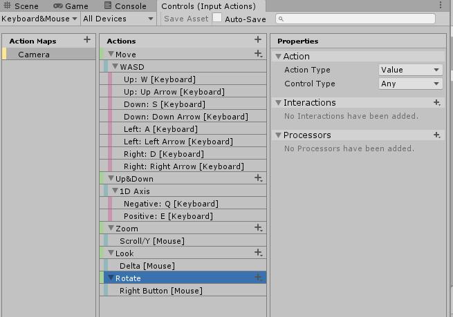input   Unity (проблемы, решения, перспективы)